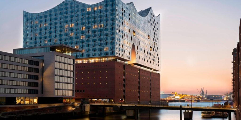 hamburg marriott
